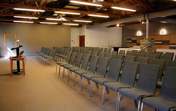 Conference venue and facilities