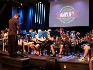 Amplify, creative arts camp for young