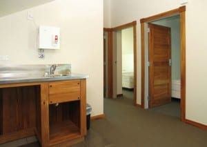 Forest wing single beds