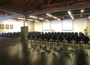 The Pillars conference venue