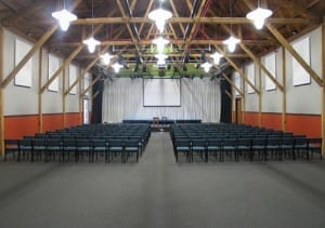 The Rafters conference venue