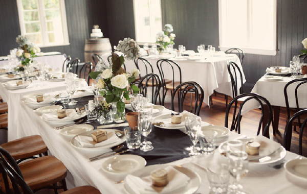 Silverstream Retreat weddings